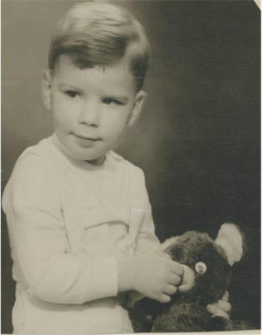 Me in the 1950's